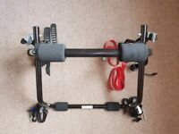 Halfords rear low mount cycle carrier. Never used. £20