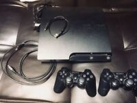 PlayStation 3 Console 320gb + Games