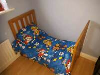 Cot small bed