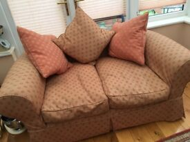 Sofas's good condition. 2 seater & 3 seater