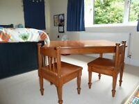 Children Pine Table