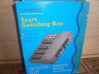 ADVANCED SCART SWITCHING BOX