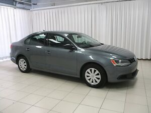 2014 Volkswagen Jetta VW CERTIFIED! Trendline 5-Speed! Low KMs!!