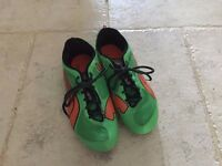 Puma TFX Complete Running Shoes - with Spikes