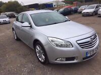 2009 VAUXHALL INSIGNIA EXCLUSIVE 160 CDTI 20l NEW MOT CAM BELT AND WATER PUMP