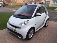 Smart ForTwo Passion CDI Diesel Automatic