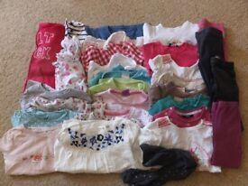 Aged 3-4 Girls Clothes Bundle