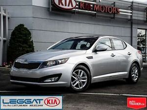 2012 Kia Optima LX+ - One Owner, No Accident, Heated Seats