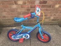 Thomas the Tank Toddlar Bike