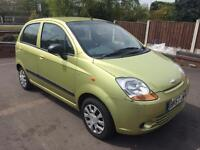 Chevrolet Matiz 1.0 low insurance