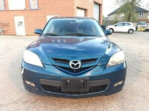 2007 Mazda MAZDA3 SAFETY & E-TEST INCLUDED - NO ACCIDENT