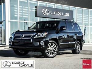 2015 Lexus LX 570 EXECUTIVE PKG
