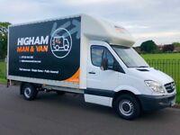 Man & Van Higham Ferrers (Full Removals - Single Items - Fully Insured...)