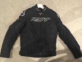 RST Tractech Evo 2 Textile Jacket - Black
