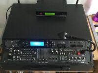 PA System w/ Cortex Digital Music Controller