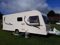 Bailey Olympus Plus 503-4 Caravan, with porch and other extras included