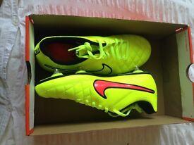 Nike Tiempo rio boots size Uk 7