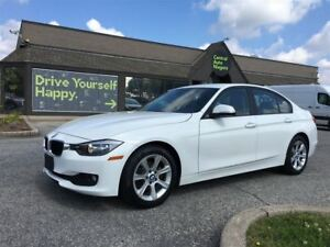 2014 BMW 3 Series 320i / NAVIGATION / LEATHERETTE