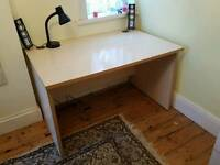 2x Maple Office Desks