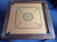Carrom Board and Table