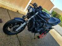 1998 Yamaha fzs600 streetfighter, documented low mileage