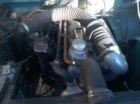 Landrover 2.25 diesel engine