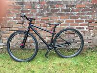 Vitus Bikes Vee 29 City Bike (frame size 16)
