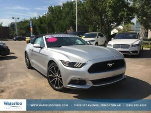 2016 Ford Mustang EcoBoost Convertible