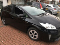 2012(62) Toyota Prius 1.8 Hybrid with PCO Badge (Japanese Import)