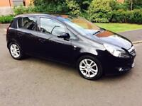 2010+HIGH SPEC+LONG MOT+FULL SERVICE HISTORY+CORSA 1.2 SXI 5 DOOR+