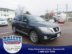 2014 Nissan Pathfinder SL! Back-Up! Alloy! Hitch! Leather! Heate