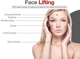HIFU NON SURGICAL FACE LIFT AND FAT REDUCTION TREATMENTS