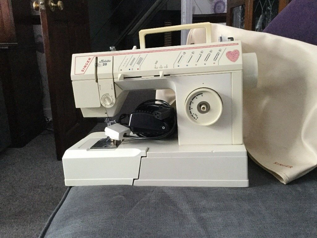 Singer melody sewing machine