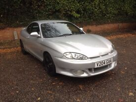 Hyundai Coupe 2.0 F2 Evolution Limited Edition One owner Full service history 12 months mot