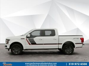 2018 Ford F-150 Lariat Special Edition Package