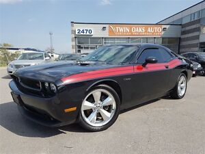 2014 Dodge Challenger R/T 5.7L HEMI - NAVI - PARK ASSIST - RED L