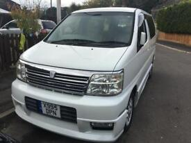 Nissan Elgrand 3.5 V6 Automatic 8 seater