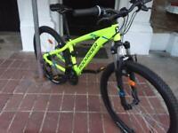 Rock rider bike