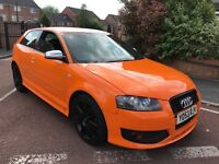 AUDI S3 REPLICA 1.6 INSIDE AN OUT SEVICE HISTORY £2895 PX
