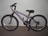 "Ladies/Womens Apollo Jewel 14"" Hardtail Mountain Bike (will deliver)"