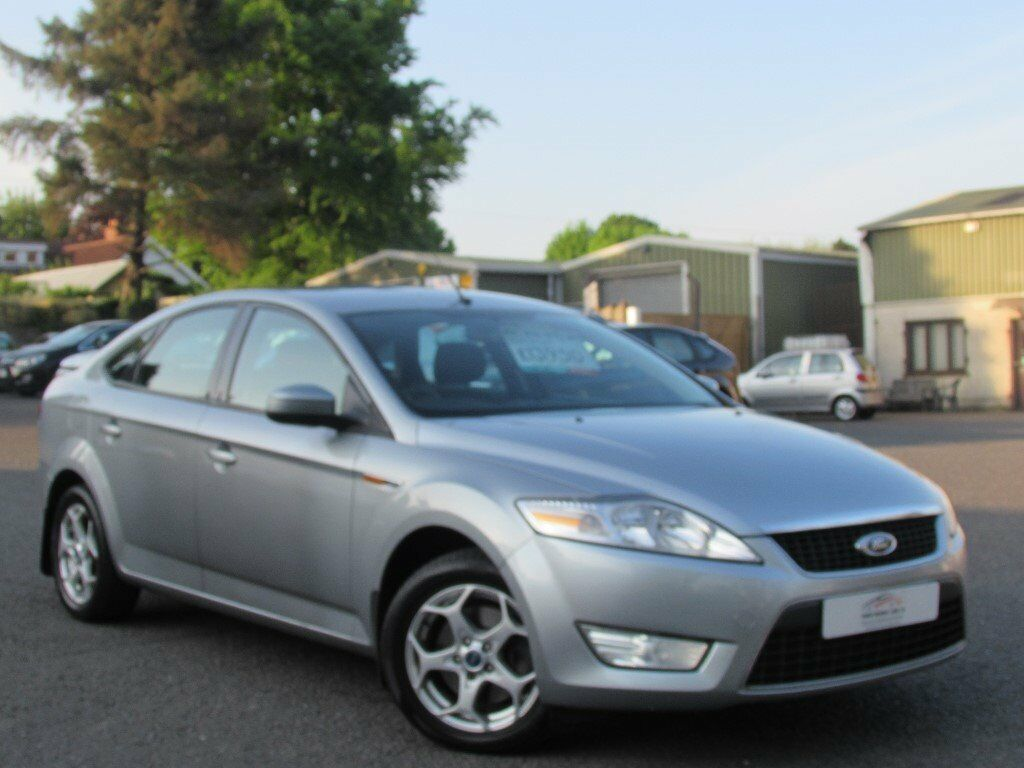 2009 Ford Mondeo 1 8 Tdci Zetec 5 Dr 2 Owners 83000 Miles