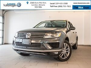 2016 Volkswagen Touareg Highline with Tech Package