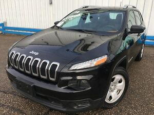 2014 Jeep Cherokee Sport 4x4 *HEATED SEATS*