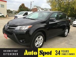 2014 Toyota RAV4 LE/LOW, LOW KMS!/ PRICED FOR A QUICK SALE !
