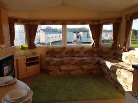 Double Glazed & Centrally Heated Statica Caravan For Sale - Ayr