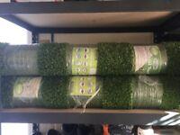 4 rolls brand new artificial turf