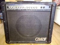 Crate GX-65 Watt Amp (Offers Accepted)