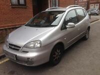 CHEVROLET TACUMA 57 PLATE AUTOMATIC GOOD RUNNER £450