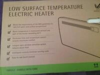 Dimplex wall heaters brand new