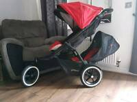 Phil & Teds Navigator Double Pushchair